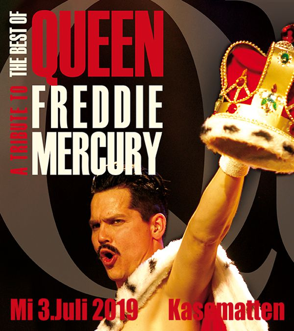 a tribute to freddy mercury
